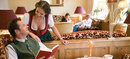 First Class Hotel im Bayerischen Wald